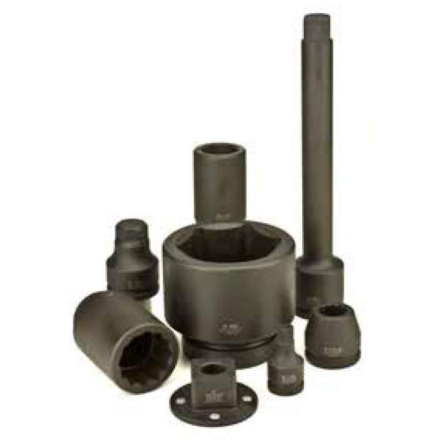 Impact Sockets & Accessories